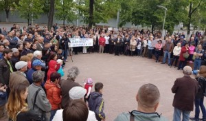 flash mob 10 mai 2017